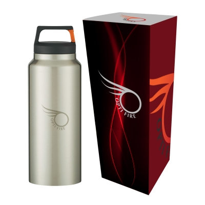 36 Oz. Rover Stainless Bottle With Custom Box