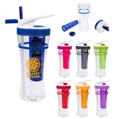 30 Oz. Tritan Flavor Blast Infuser Bottle