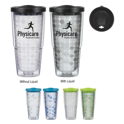 24 Oz. Color Changing Biggie Tumbler