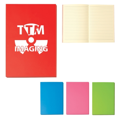 5 x 7 Color Block Notebook