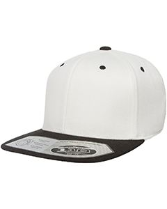Flexfit Adult Wool Blend Snapback Two-Tone Cap