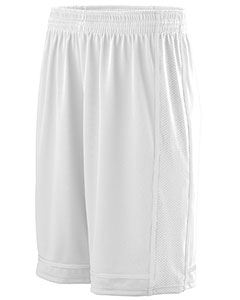 Augusta Drop Ship Youth Wicking Polyester Shorts with Mesh Inserts