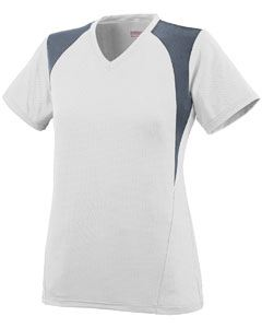 Augusta Drop Ship Ladies Mystic Jersey