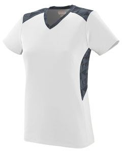 Augusta Drop Ship Ladies Vigorous Jersey