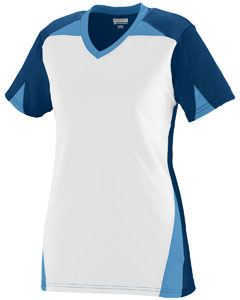 Augusta Drop Ship Ladies Matrix Jersey