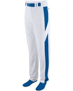 Augusta Drop Ship Adult Series Colorblock Baseball/Softball Pant