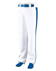 Augusta Drop Ship Adult Polyester Relaxed Fit Baseball Pant
