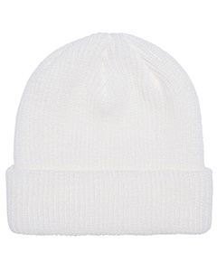 Yupoong Drop Ship Ribbed Cuffed Knit Beanie