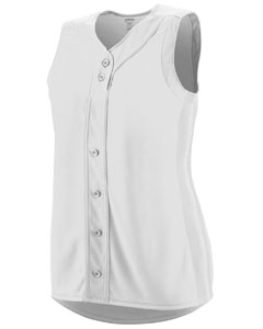 Augusta Drop Ship Gls Sleeveless Winner Jersey