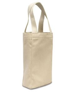 Liberty Bags Double Bottle Wine Tote