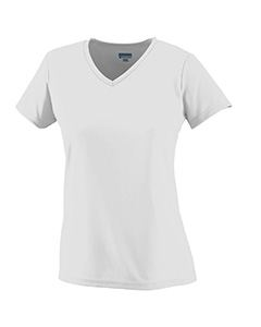 Augusta Drop Ship Girls' Wicking T-Shirt