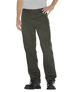 Dickies Drop Ship Unisex Relaxed Fit Straight Leg Carpenter Duck Jean Pant