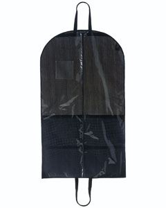 Augusta Drop Ship Clear Garment Bag