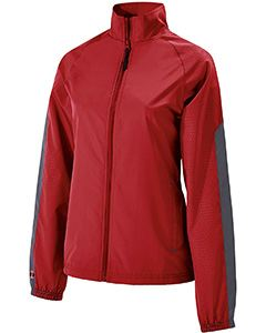 Holloway Ladies Polyester Bionic Jacket