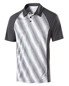 Holloway Adult Polyester Torpedo Polo