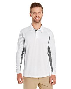 Holloway Men's Avenger Long-Sleeve Polo