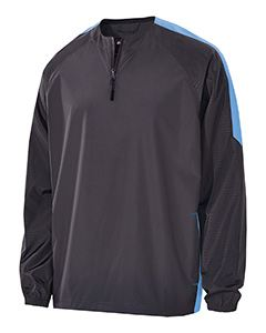 Holloway Adult Polyester Bionic 1/4 Zip Pullover
