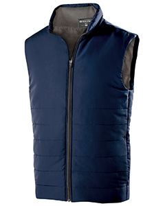 Holloway Adult Polyester Full Zip Admire Vest