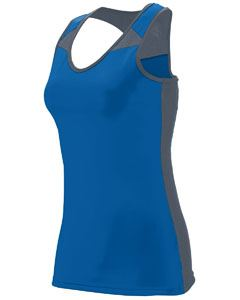 Augusta Drop Ship Ladies Zentense Tank