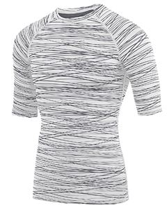 Augusta Drop Ship Men's Hyperform Compression Half Sleeve T-Shirt