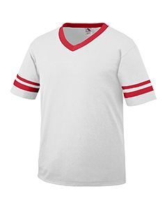 Augusta Drop Ship Youth Sleeve Stripe Jersey