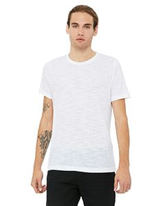 Bella + Canvas Unisex Poly-Cotton Short-Sleeve T-Shirt