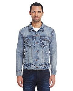 Threadfast Apparel Unisex Denim Jacket