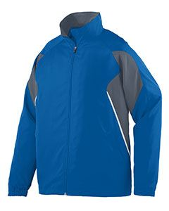 Augusta Drop Ship Adult Water Resistant Polyester Diamond Tech Jacket