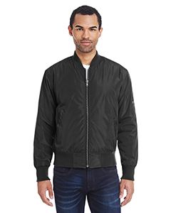 Threadfast Apparel Unisex Bomber Jacket