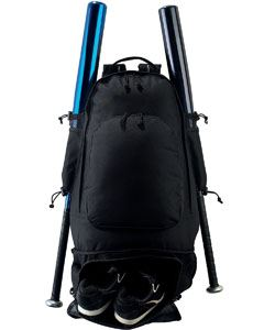 Augusta Drop Ship Expandable Bat Backpack