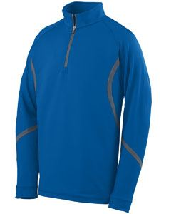 Augusta Drop Ship Adult Zeal Pullover