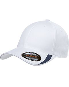 Flexfit Adult with Cut & Sew on Visor Cap