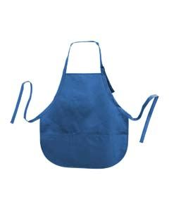 Liberty Bags Drop Ship Sara AS3R Cotton Twill Apron Forest