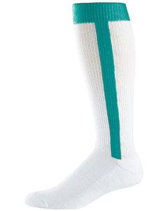 Augusta Drop Ship Youth Baseball Stirrup Socks (7-9)