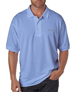 Columbia Men's Perfect Cast Polo