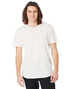 Alternative Unisex Washed Slub Postgame Crew