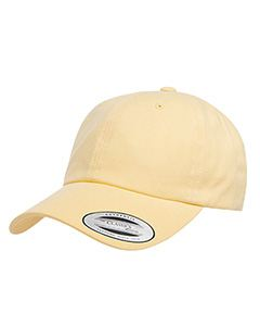 Yupoong Adult Peached Cotton Twill Dad Cap