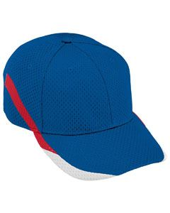 Augusta Drop Ship Youth Slider Cap