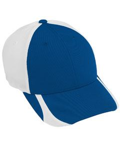 Augusta Drop Ship Youth Flex Fit Contender Cap