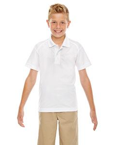 Ash City - Extreme Youth Eperformance Shield Snag Protection Short-Sleeve Polo