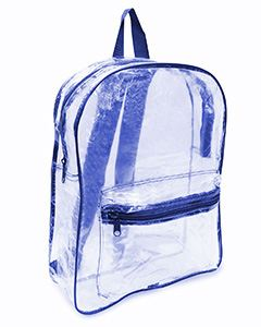 Liberty Bags Clear Backpack