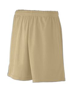 Augusta Drop Ship Youth Mini Mesh League Short
