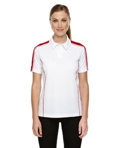Ash City - Extreme Ladies Eperformance Pique Colorblock Polo