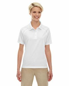 Ash City - Extreme Ladies Eperformance Ottoman Textured Polo