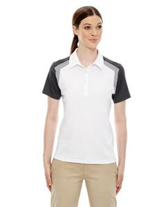 Ash City - Extreme Ladies Edry Colorblock Polo