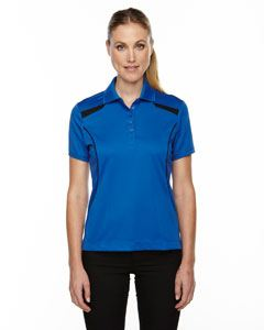 Ash City - Extreme Ladies Eperformance' Tempo Recycled Polyester Performance Textured Polo