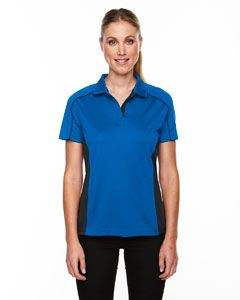Ash City - Extreme Ladies Eperformance Fuse Snag Protection Plus Colorblock Polo
