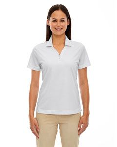 Ash City - Extreme Ladies Eperformance Launch Snag Protection Striped Polo