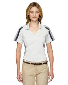 Ash City - Extreme Ladies Eperformance Strike Colorblock Snag Protection Polo