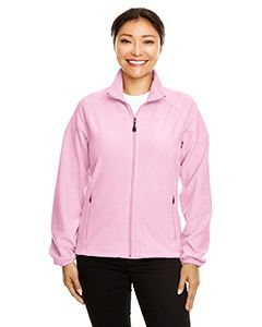 Ash City - North End Ladies Microfleece Unlined Jacket